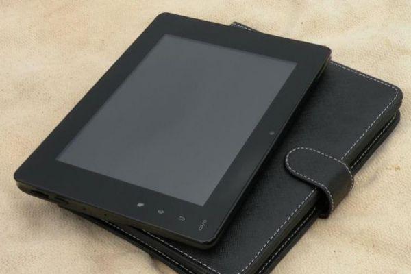 Вскоре выйдет первый отечественный планшетный компьютер