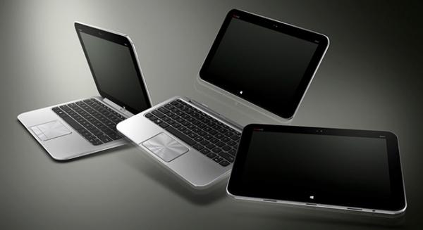 HP присоединяется к производителям «гибридных» планшетов