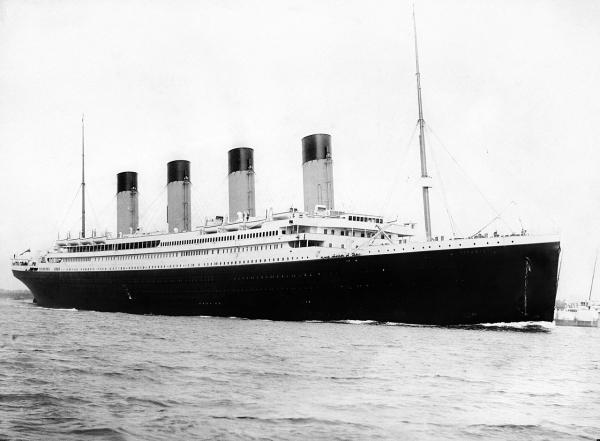 Миллиардер затеял постройку полноразмерной копии «Титаника»