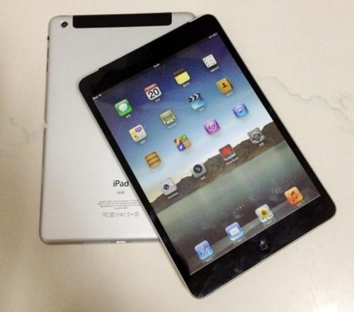 Появились изображения подлинной версии iPad mini