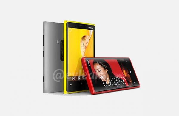 Nokia Lumia 920 с беспроводной зарядкой, 32 ГБ памяти и 8-МП камерой