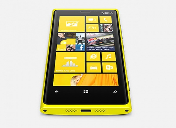 Официальная спецификация Nokia Lumia 920