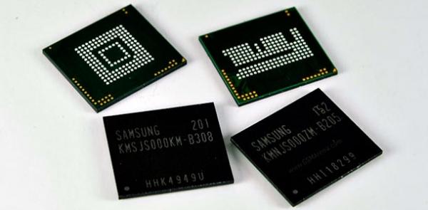 Apple уменьшает объемы заказов на чипы памяти Samsung