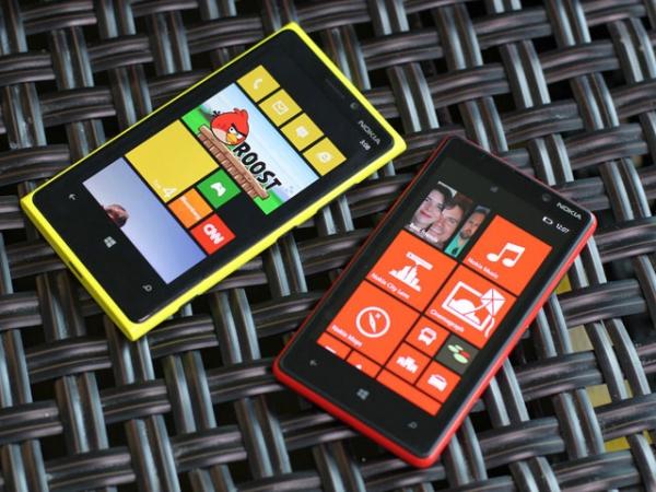 Lumia 920 и Lumia 820 – последний шанс компании Nokia?