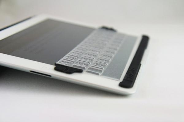 Touchfire – физическая клавиатура для сенсорных дисплеев