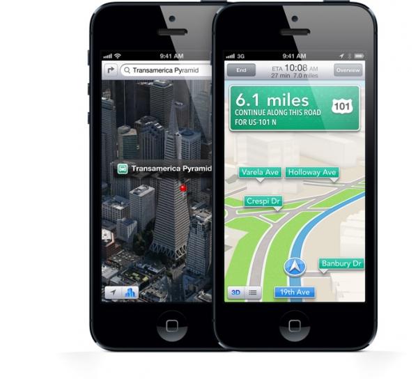 Apple представила iPhone 5