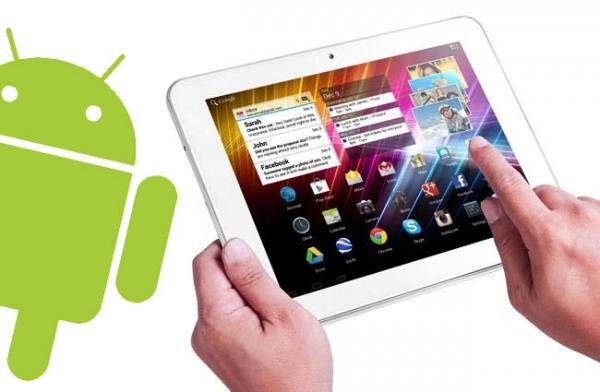 Недорогие Android-планшеты Ergo Electronics GoTab GTi