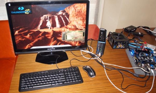 Lucid Logix разрабатывает внешнюю док-станцию для видеокарт