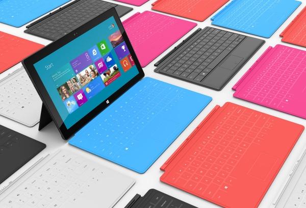 Работники Microsoft получат новые планшеты Surface, ПК и телефоны с Windows Phone 8