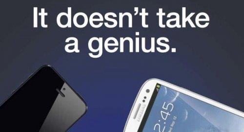 Компания Samsung выпустила ролик с iPhone 5