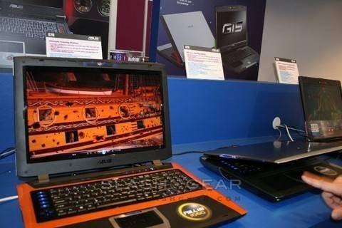Asus G70 – ноутбук для геймеров