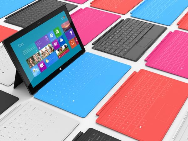 Цена на Surface от Microsoft будет не ниже 400 долларов