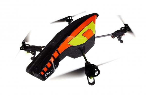 Квадрокоптер AR.Drone 2.0 от Parrot