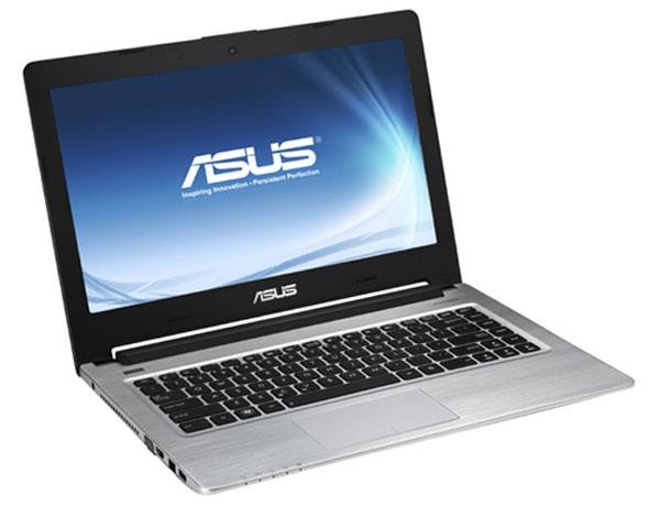Asus S56 – 21-миллиметровый ультрабук с DVD-приводом