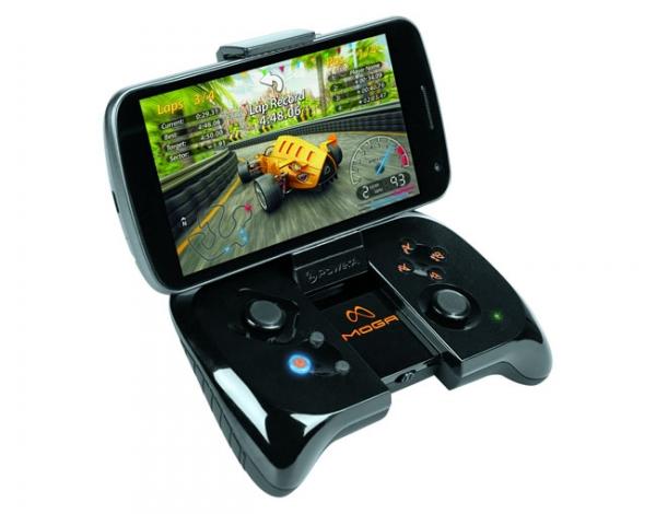 PowerA Moga – беспроводной игровой контроллер для Android-устройств