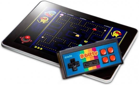 Беспроводной игровой контроллер для мобильных устройств ThinkGeek 8-Bitty