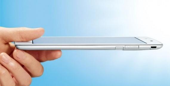 Самый легкий Android-планшет от NEC