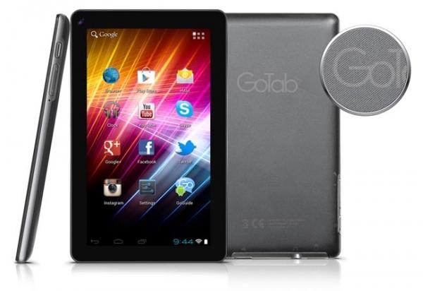 Бюджетный Android-планшет Gardner GoTab