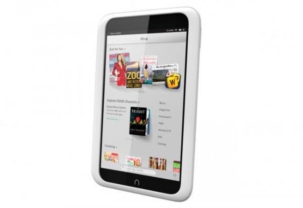 Nook HD и Nook HD+ – новые планшеты от Barnes and Noble