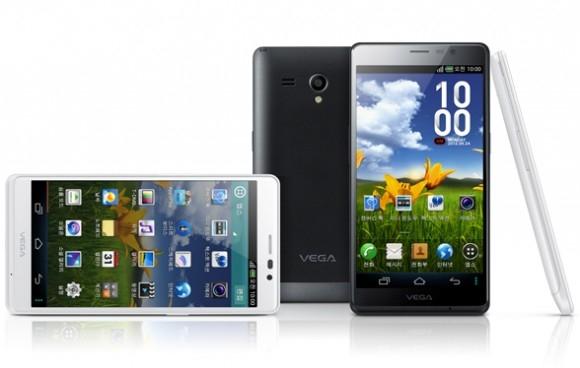 Компания Pantech анонсировала смартфон Vega R3