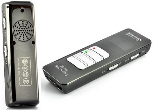 Bluetooth Cellphone Call Recorder – диктофон для телефона