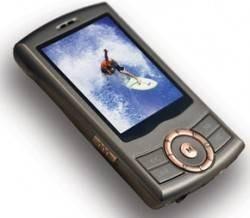 Oasis Media Player – плеер, похожий на телефон
