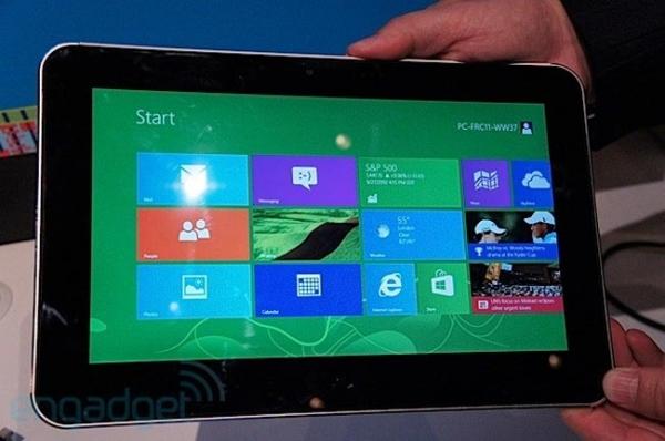 V98 – планшет от ZTE на базе Windows 8