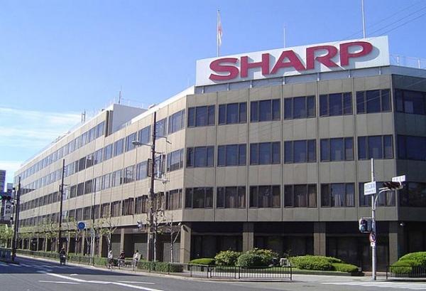 5-дюймовые fullHD-дисплеи от Sharp