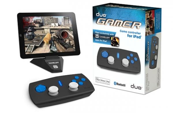 Duo Gamer – игровой контроллер для iOS-устройств