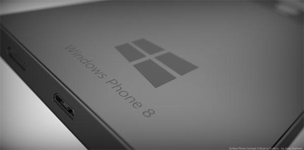 Microsoft работает над своим собственным Windows Phone- телефоном?