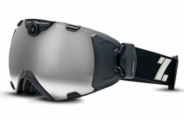 Zeal iON – лыжные очки с HD-камерой