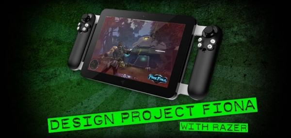 Razer подтверждает создание игрового планшета Fiona