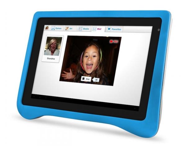 FunTab Pro – 150-долларовый планшет для детей