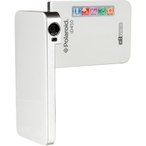 Polaroid iD450 – компактная цифровая видеокамера с беспроводными возможностями