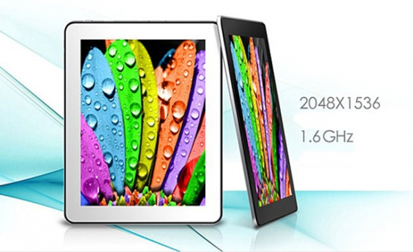 Cube U9GT5 и Chuwi V99 – недорогие китайские планшеты с Retina Display