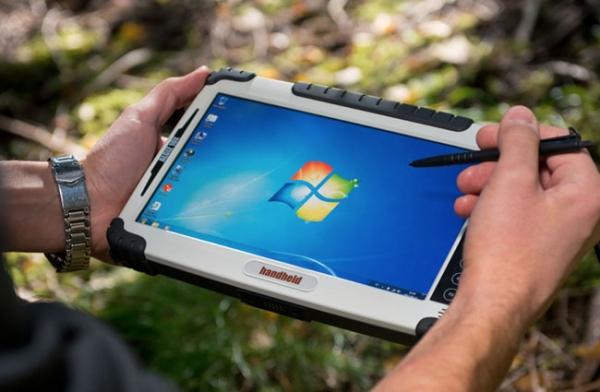 Прочный Windows-планшет Algiz 10x
