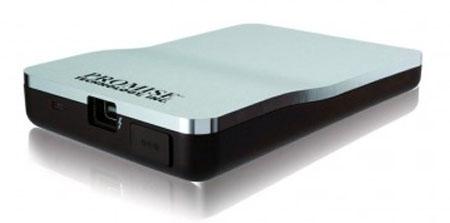 Pegasus J2 – ультрапортативный SSD-накопитель с интерфейсом Thunderbolt