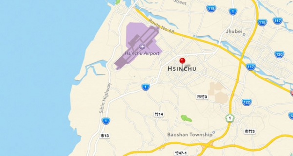 Карты Apple случайно выдали общественности сверхсекретную военную базу