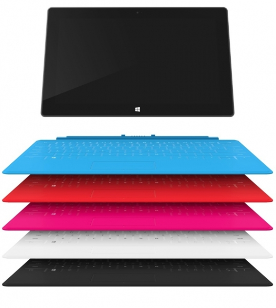 Новости вокруг планшета Surface
