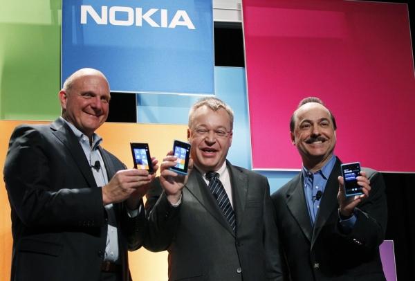 Nokia отчиталась за очередной убыточный квартал