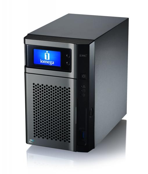 Iomega представляет внешний накопитель на 12 терабайт