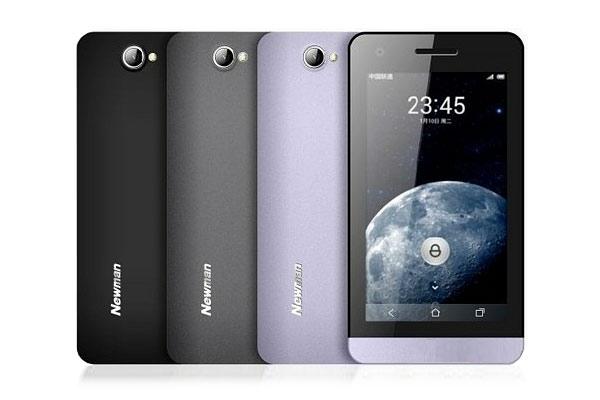 Недорогой 4-ядерный смартфон Newman N2
