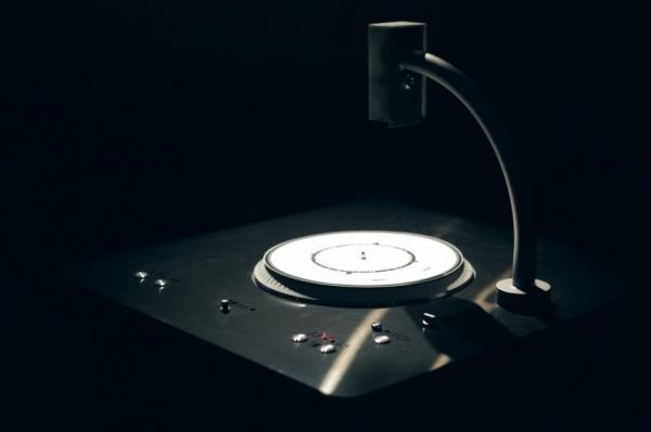 «Дискограф» — устройство для рисования музыки