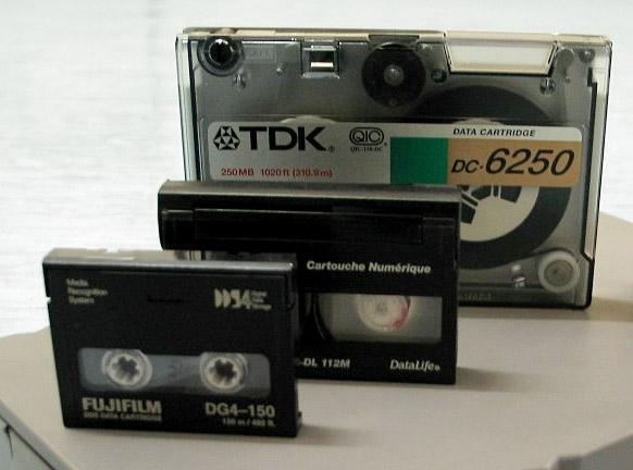 Магнитные кассеты возвращаются на рынок накопителей