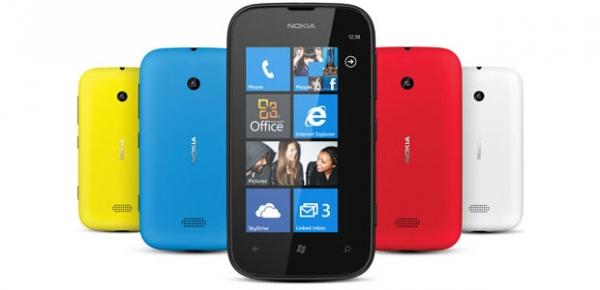 Бюджетный Windows-смартфон Nokia Lumia 510