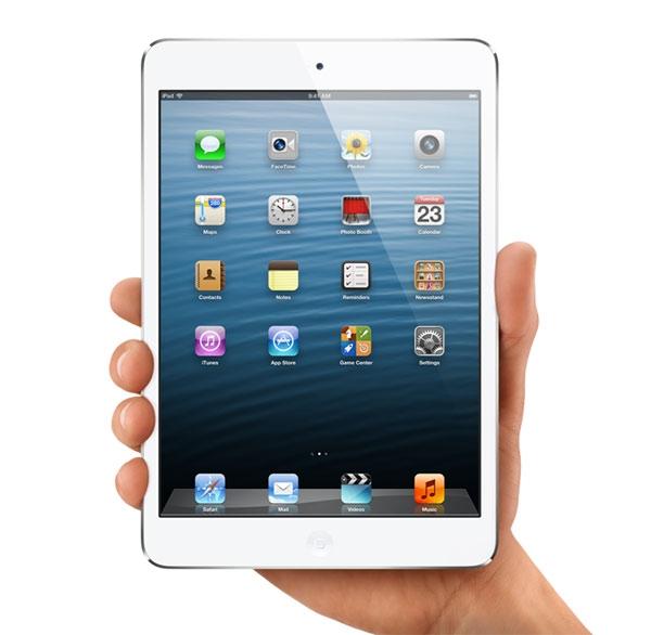 Apple официально анонсирует iPad Mini
