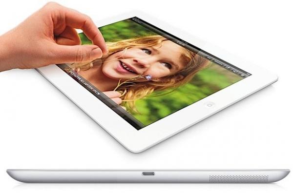 Apple представляет iPad четвертого поколения