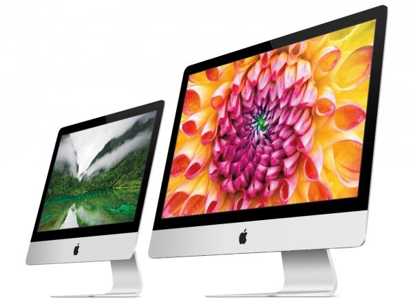 Apple обновляет линейку моноблоков iMac