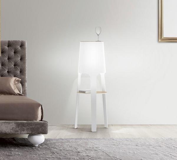 Лампа с «щупальцами»