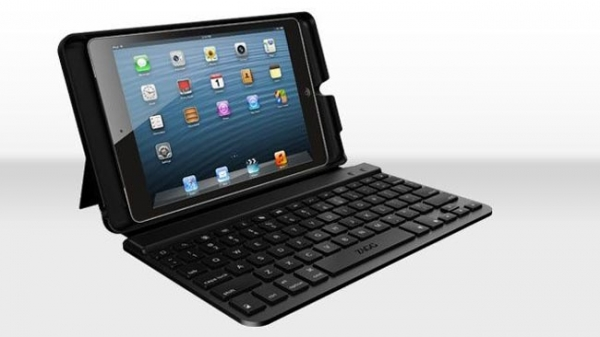 Чехлы с клавиатурой для iPad Mini от Zagg